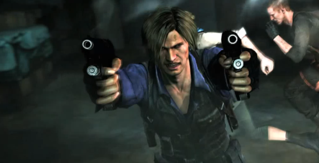 """Resident Evil: Firing Blanks. The upcoming sequel"""