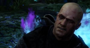 """Lazarevic is undeniably a bald, badass!"""