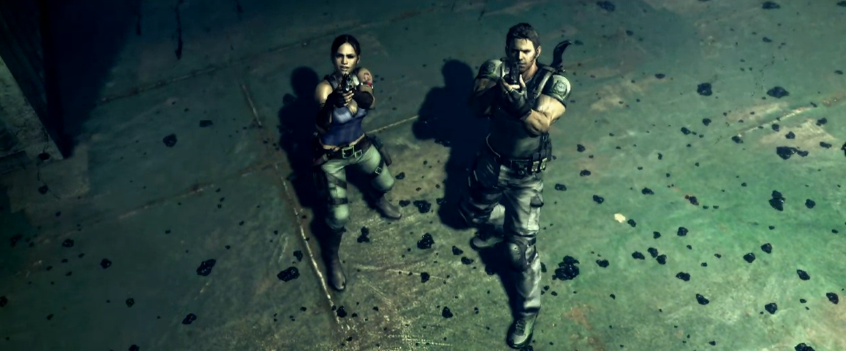 """""""I think after playing Resident Evil 6 we can all agree, that Resident 5 wasn't that bad."""
