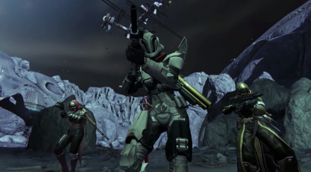 "Better together: ""Destiny is one of the few games that is better with other players."""