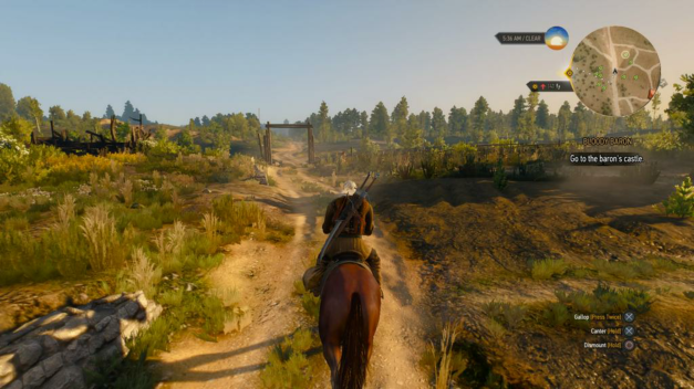 """Horse riding hasn't been this engrossing since Red Dead Redemption."""