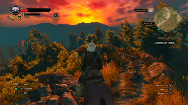 """That's not a sunset in the distance, its just Bethesda  exploding."""