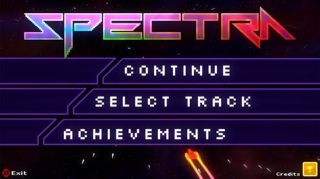 Spectra PC Screenshot 2