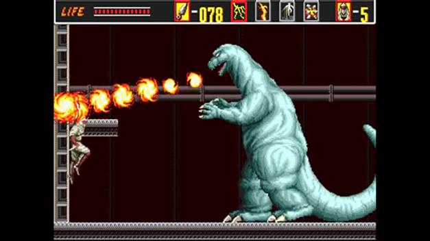 """And most assuredly not Godzilla."""