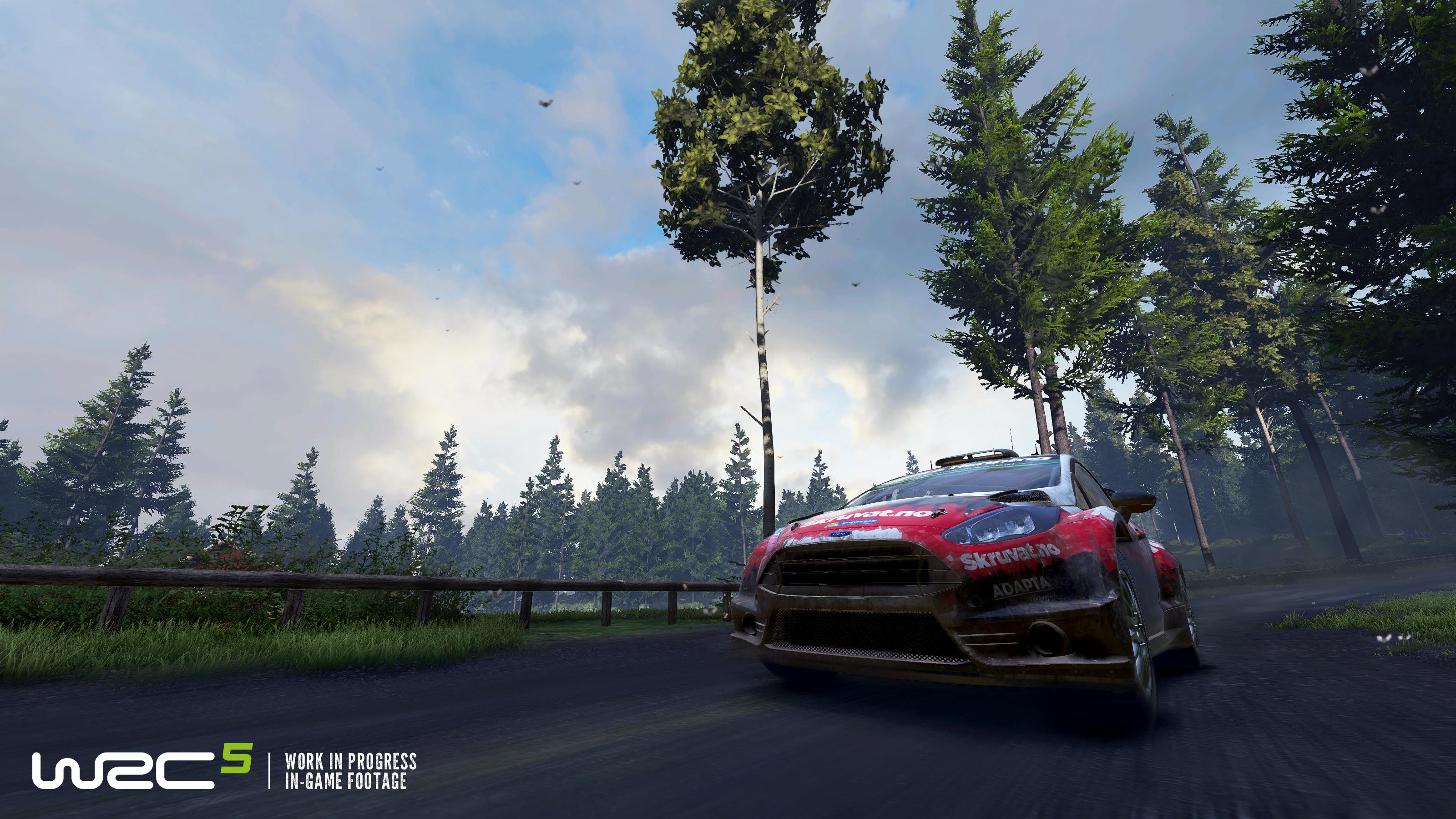 News Game Complain Repeat Sony Ps4 Wrc 6 Fia World Rally Championship Wrc5 Screenbatch2 Solberg Finland