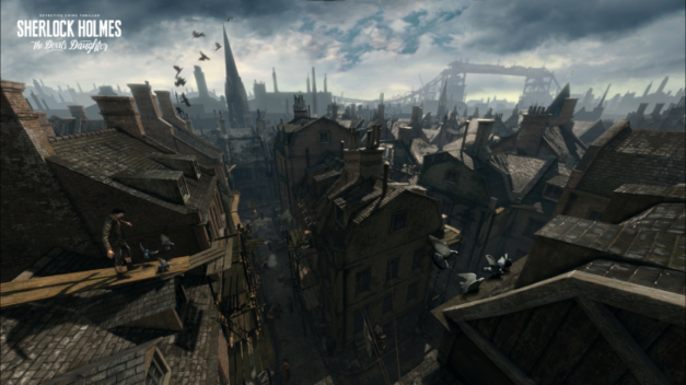 """Victorian London seems to be a popular gaming destination these days."""