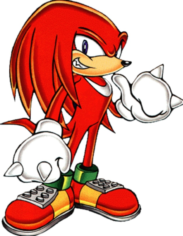 """For the longest time I actually believed ""Knuckles"" was a girl!"""