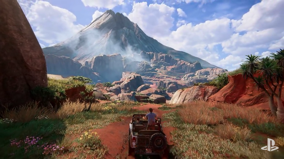 Uncharted 4 Review Graphics Game Complain Repeat